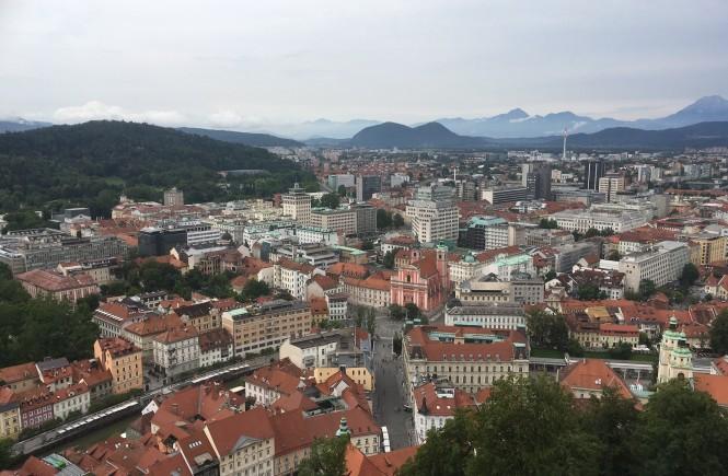 Roadtrip Diaries Live // Slovenië VII: Ljubljana