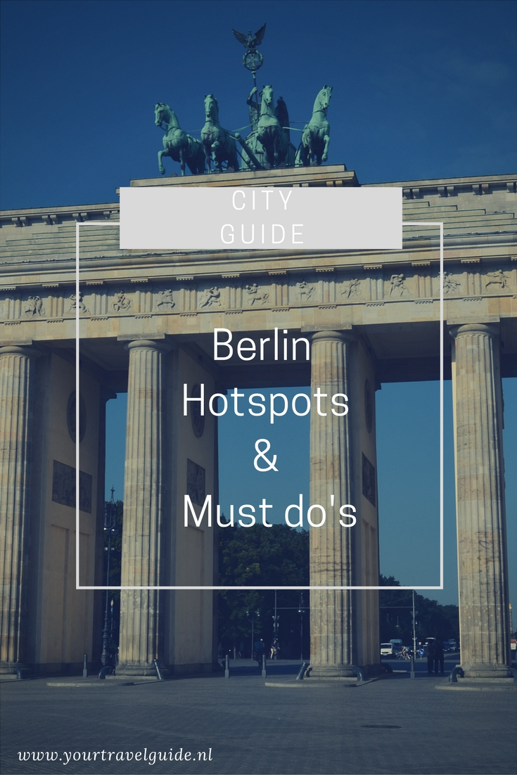 Your Travel Guide Berlijn