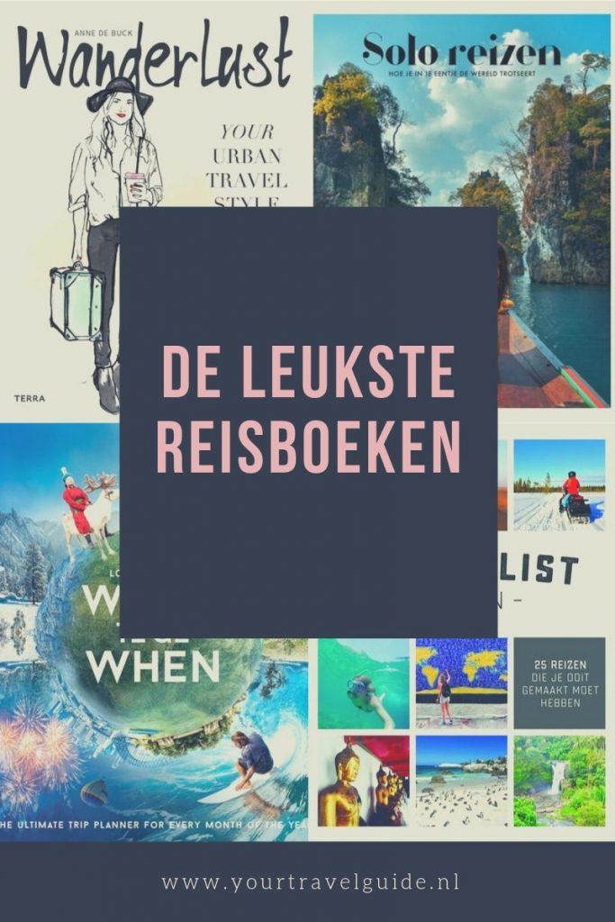 De leukste reisboeken