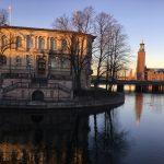 Personal: Tweede soloreis - Stockholm