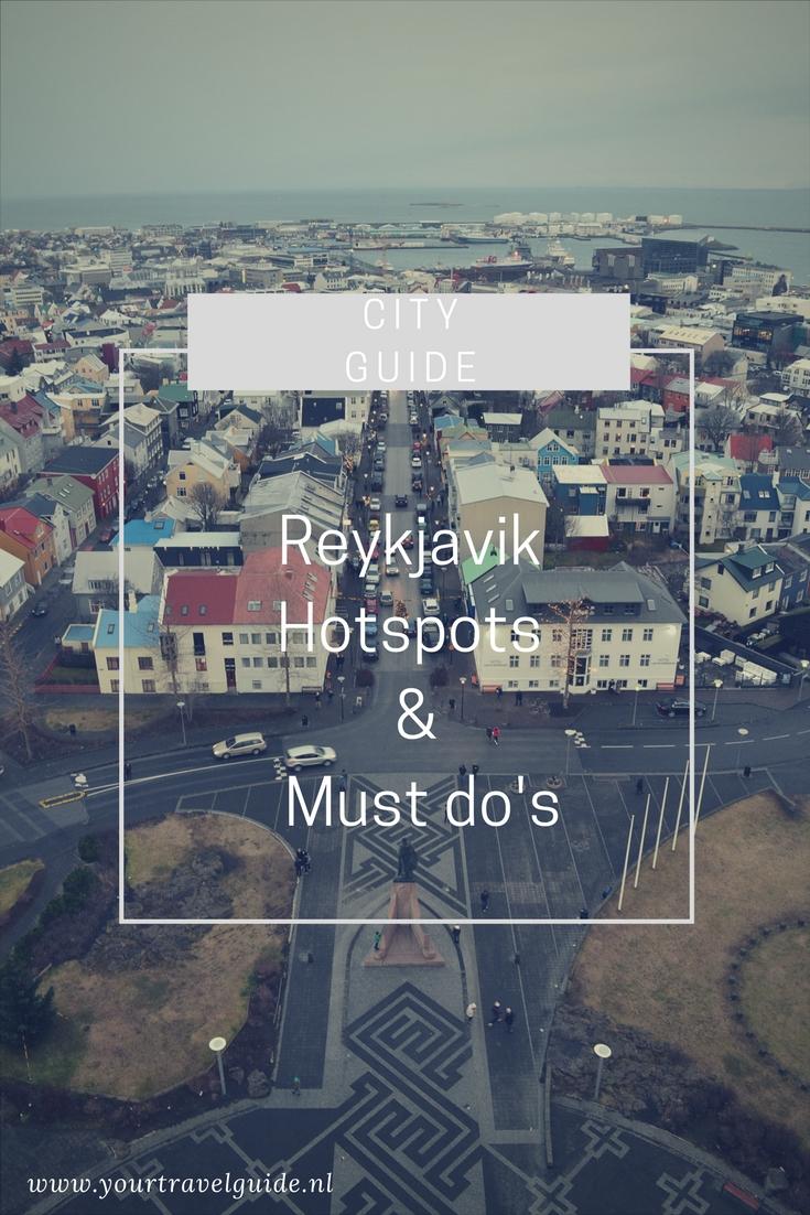 Your Travel Guide Reykjavik