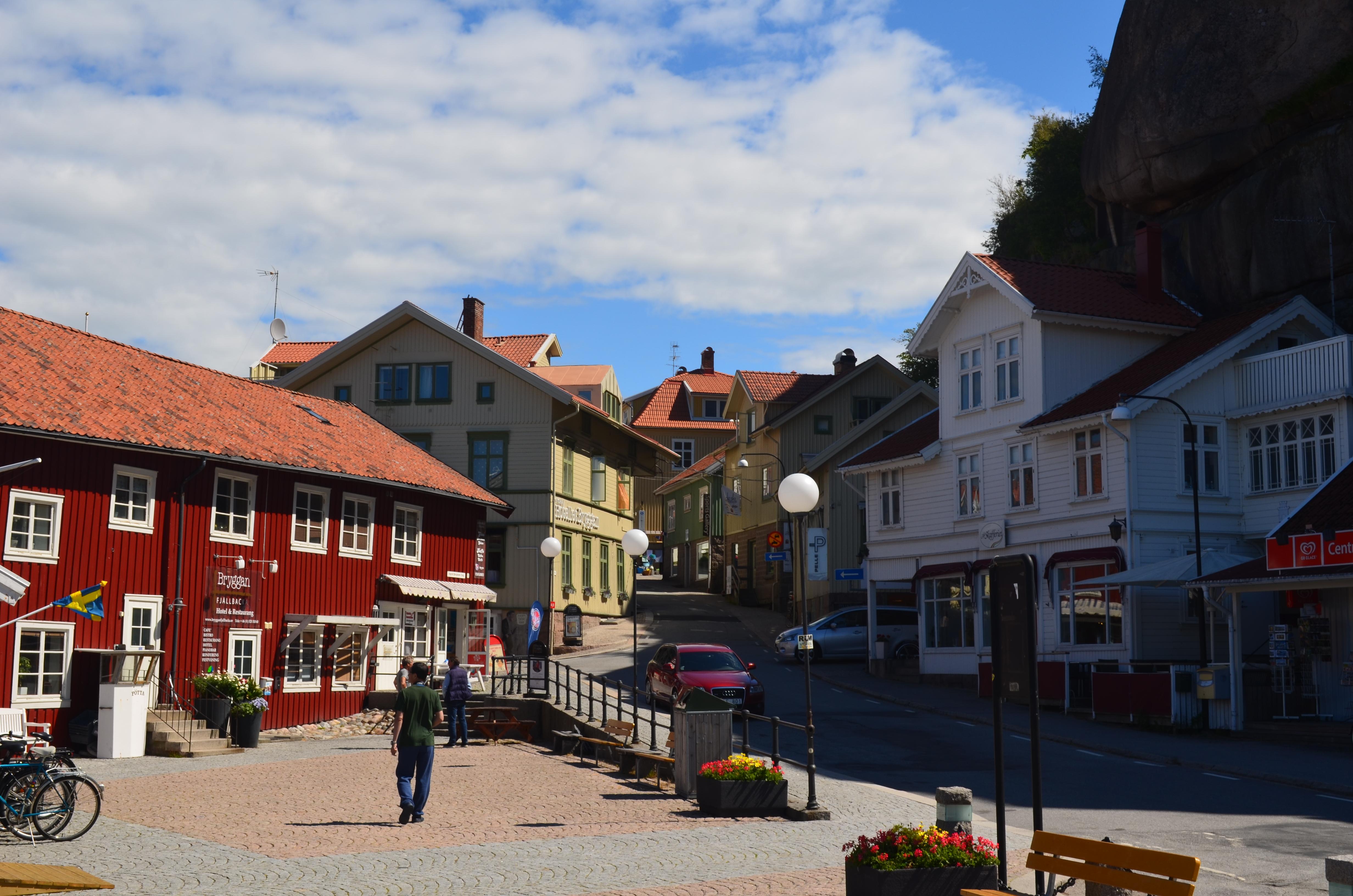 Road trip // Route Roadtrip Scandinavië - Zweden en Noorwegen