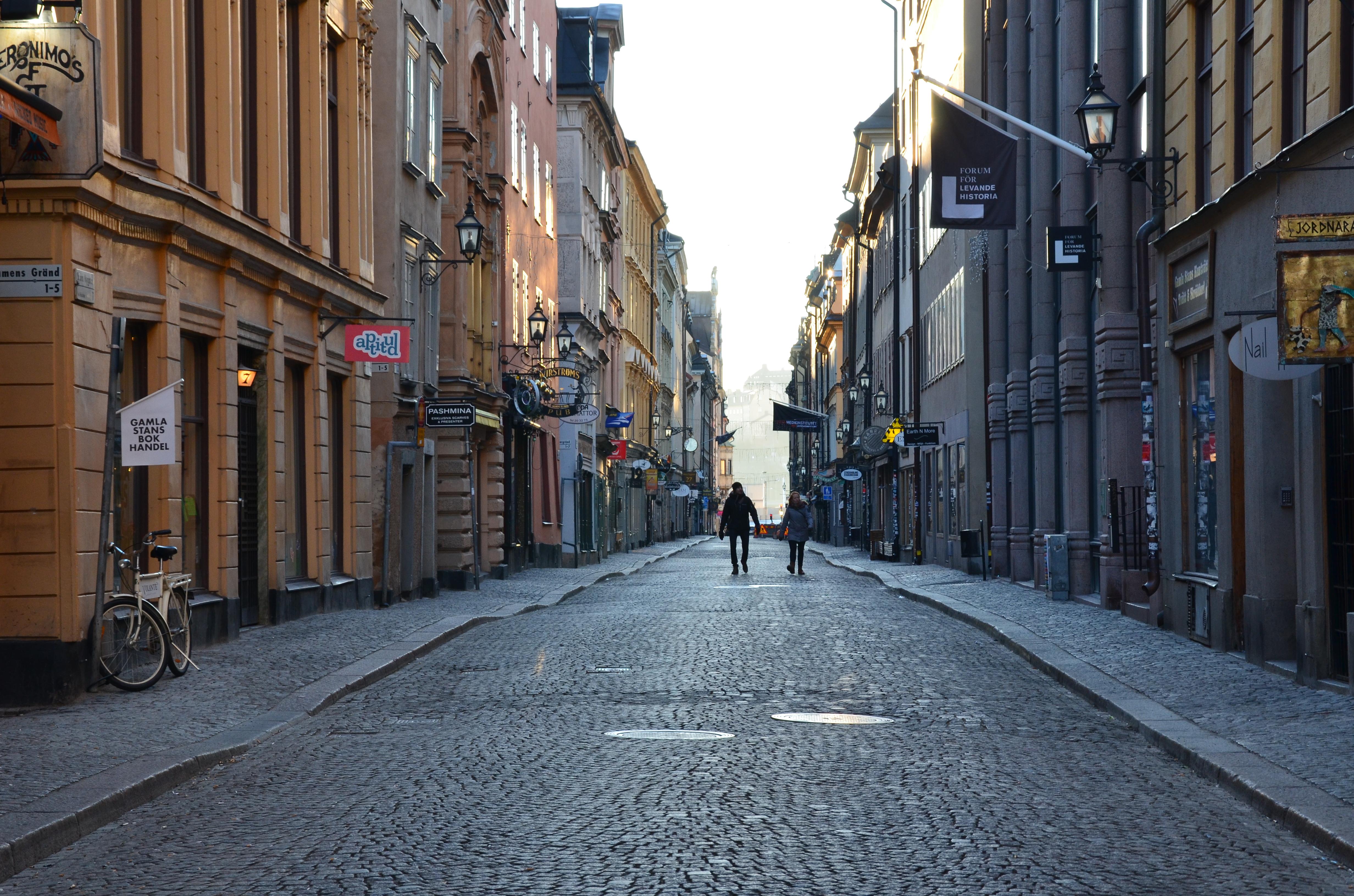 Travel Inspiratie: 12 uur in Stockholm