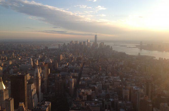 Naar // Solo Trip New York
