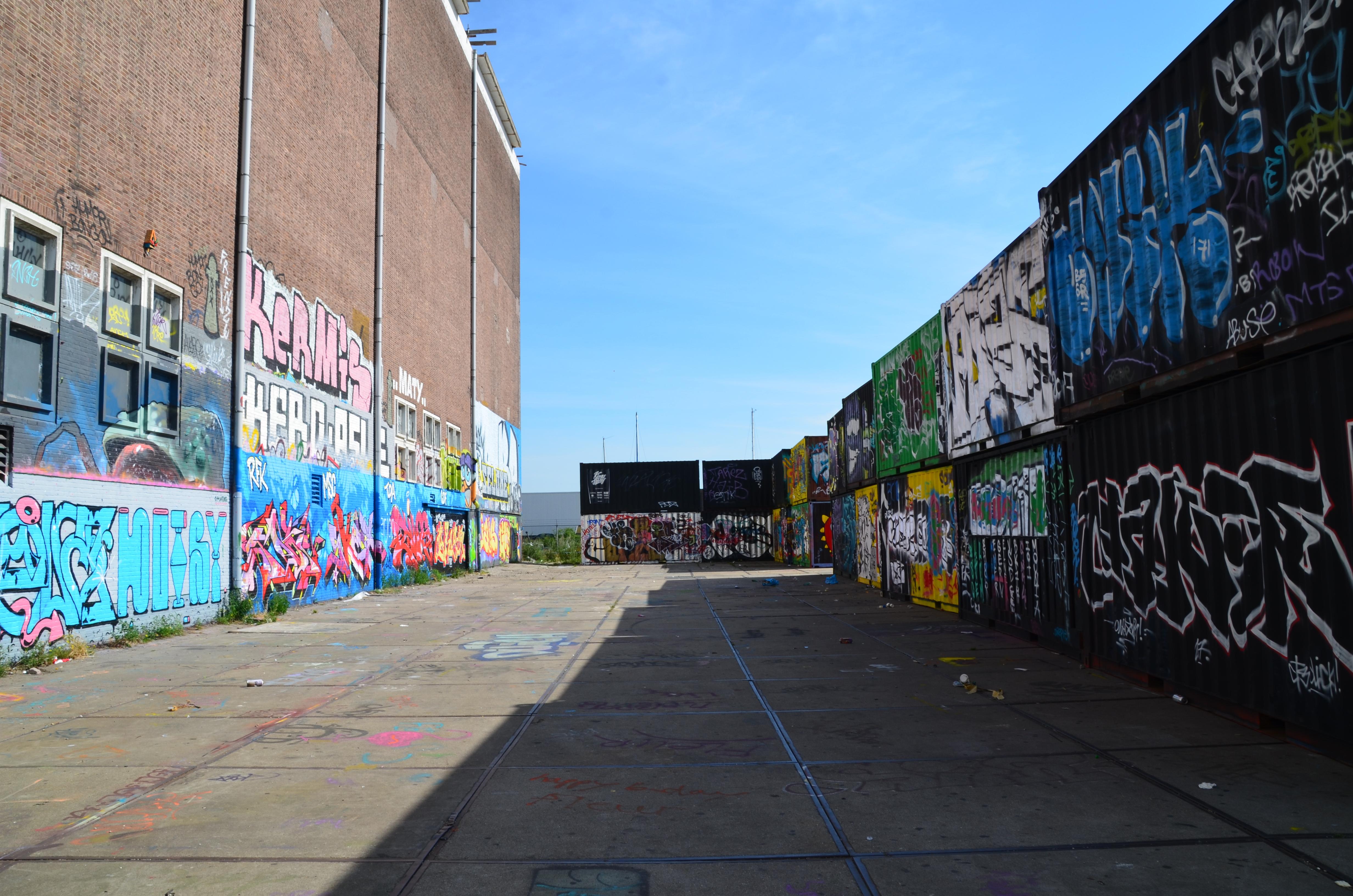 Hotspots // 5 x Amsterdam Noord