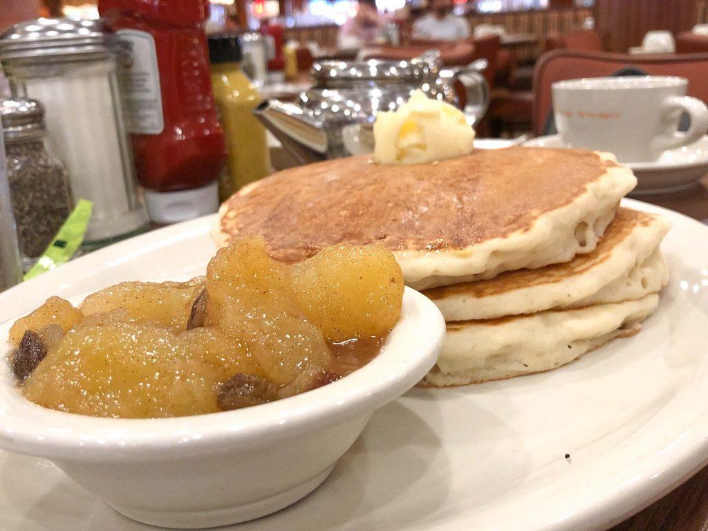 Typische Amerikaans eten