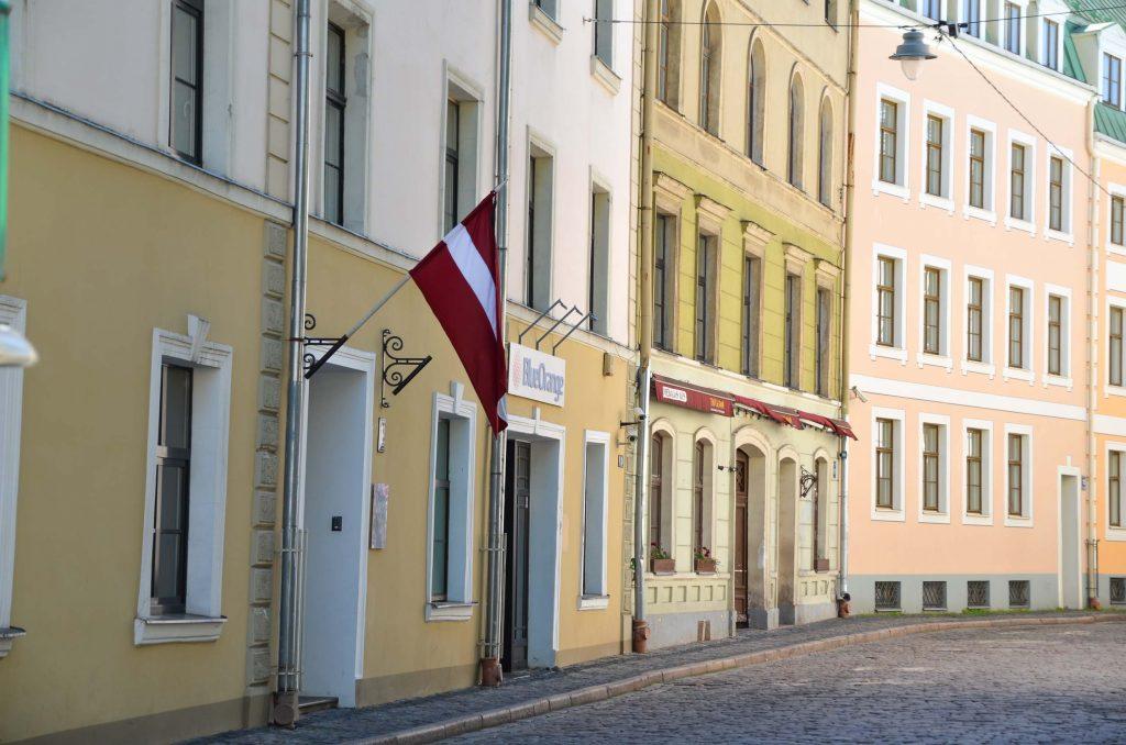 Budget roadtrip Litouwen Letland
