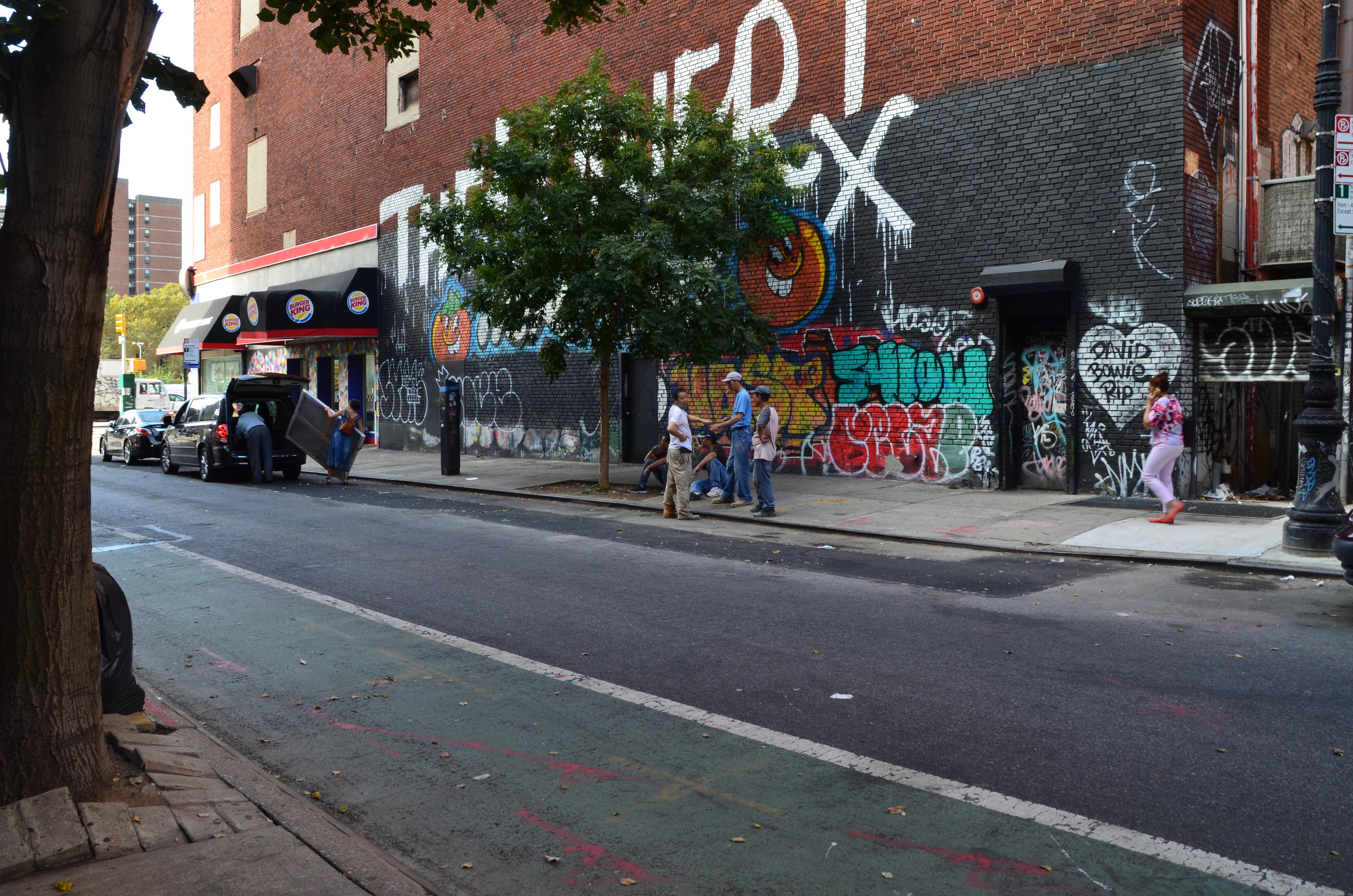 Wanderlust Wednesday // Street art in New York