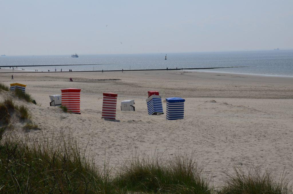 12 uur in // Een dag op het Waddeneiland Borkum in Duitsland