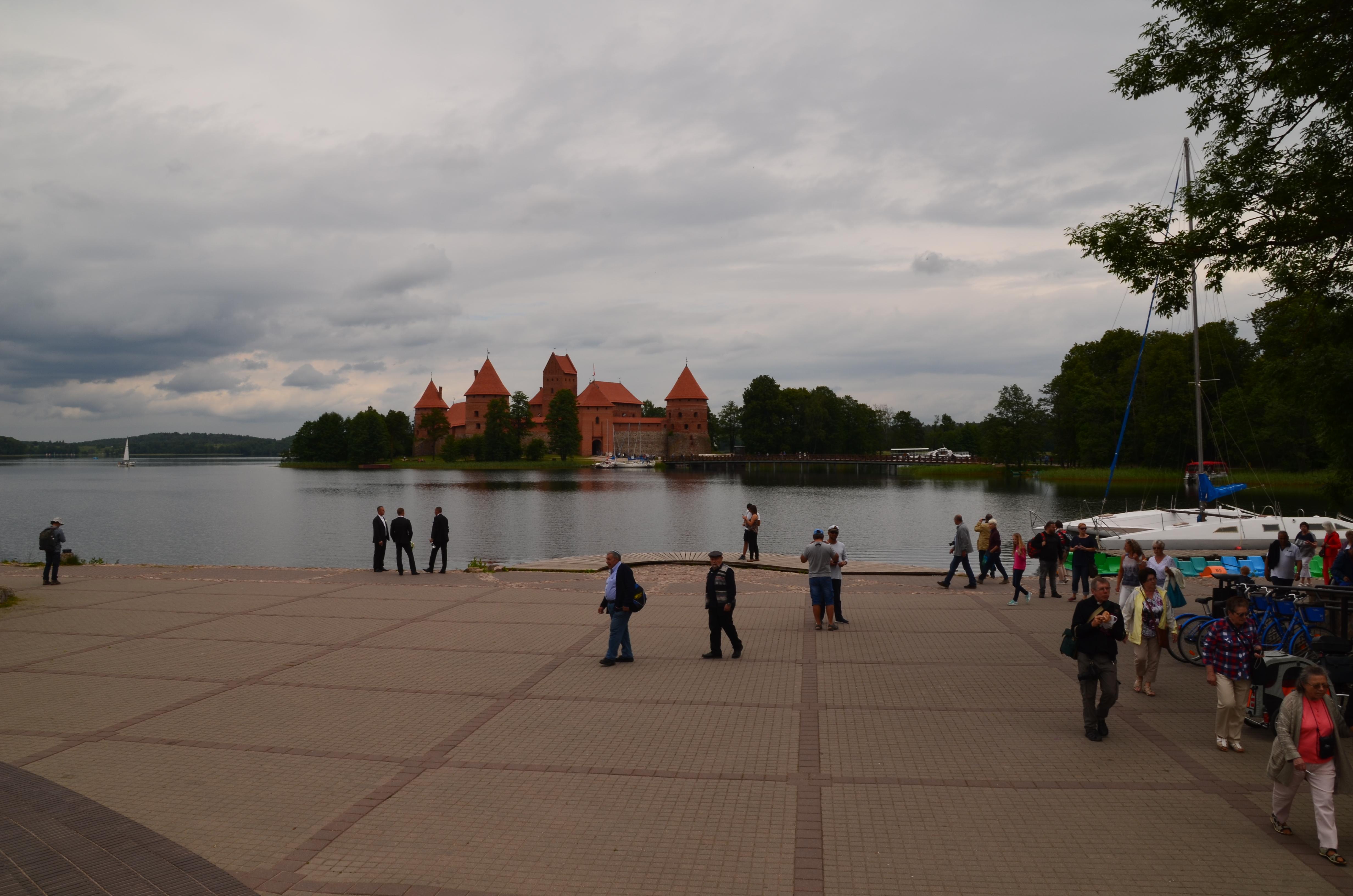 Dagtrip vanuit Vilnius naar het Trakai Kasteel in Litouwen