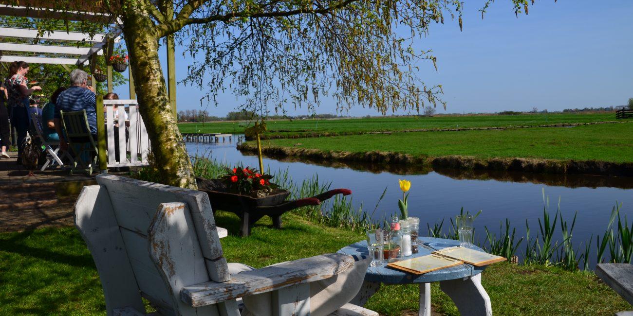 Toeren langs hotspots in Laag Holland