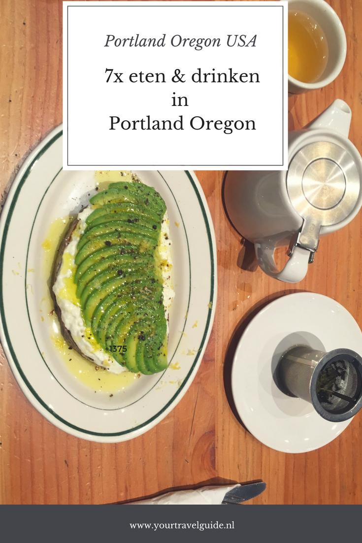 Hotspots // 7x eten en drinken in Portland Oregon