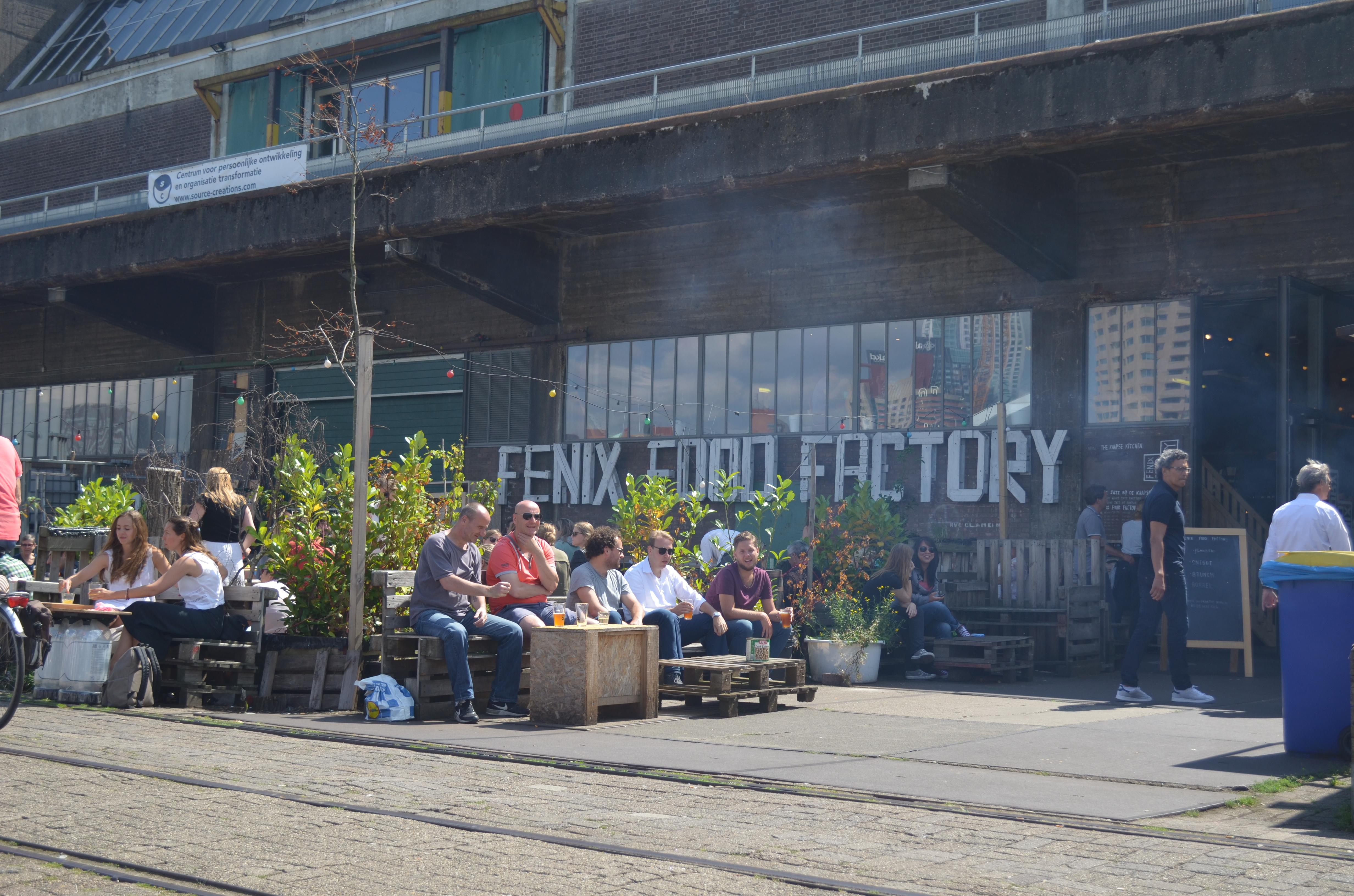 Hotspots // Hotspots in Rotterdam om te dineren