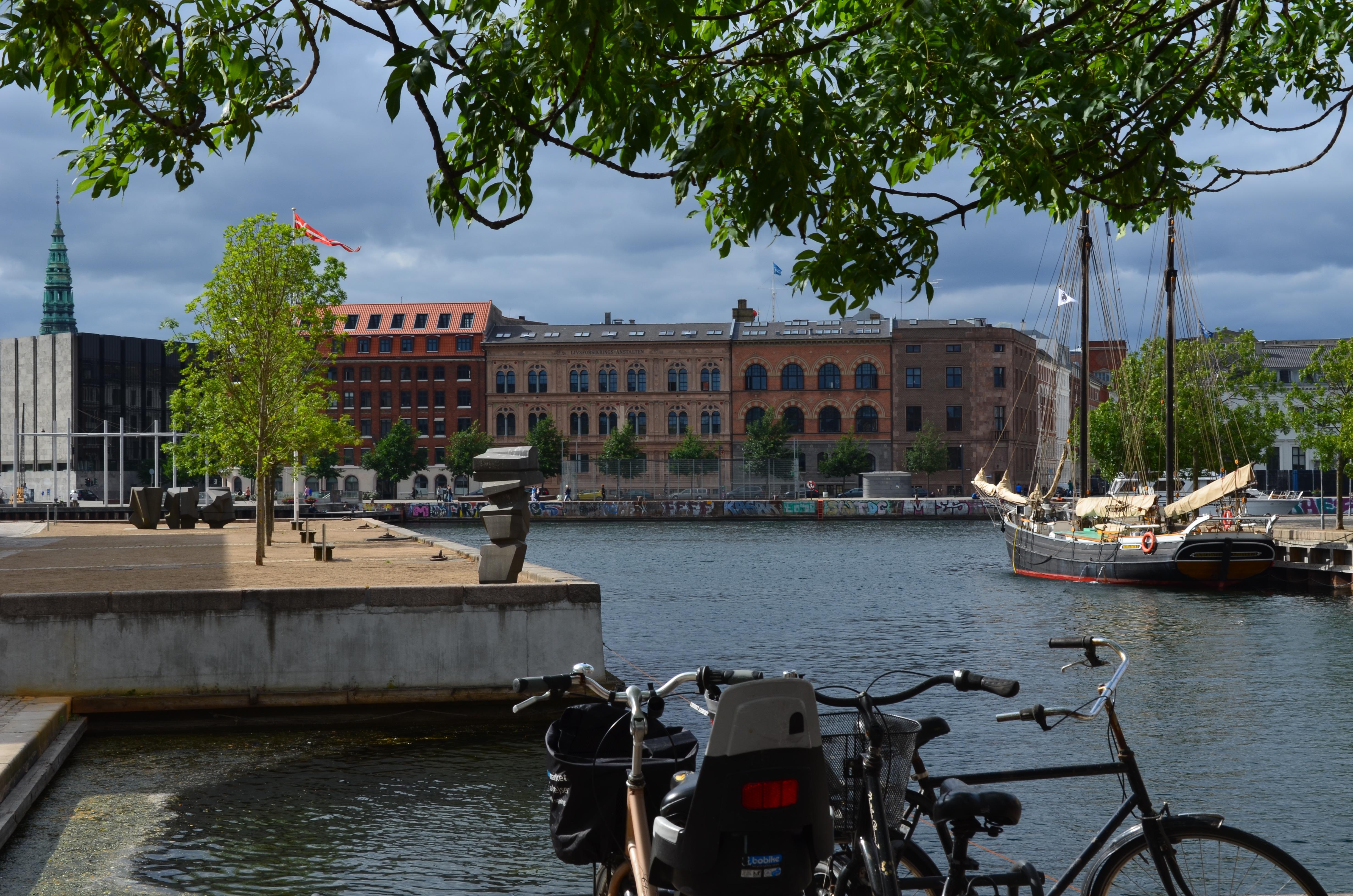 Rondreizen in het zuiden van Denemarken - de route