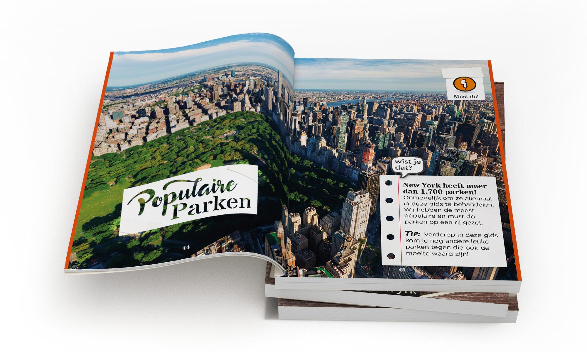 Review // De reisgids die je moet hebben voordat je op stedentrip naar New York gaat (WINACTIE)