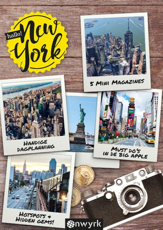 De leukste reisgidsen voor je stedentrip naar New York