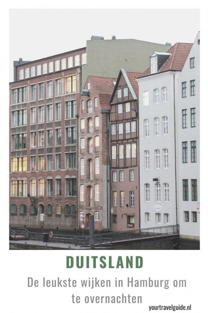 De leukste wijken van Hamburg