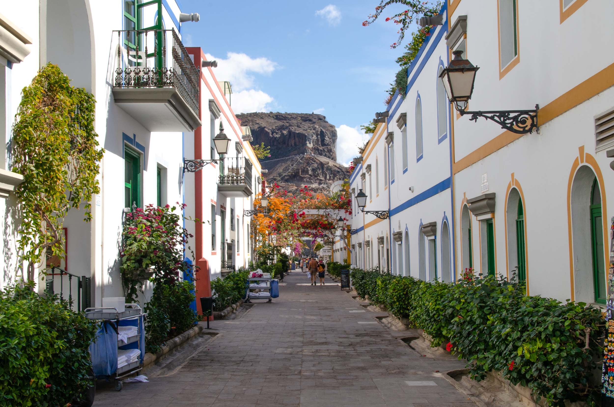 Dorpen Gran Canaria