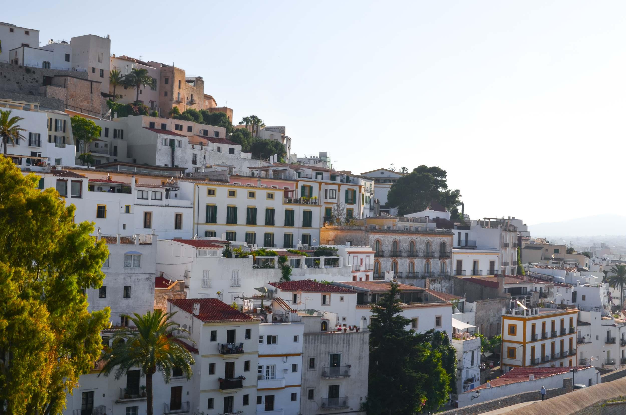 Wat te doen in Ibiza stad