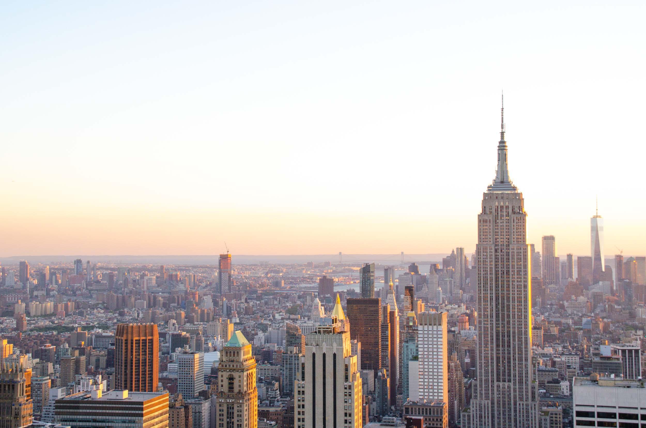 Overnachten New York