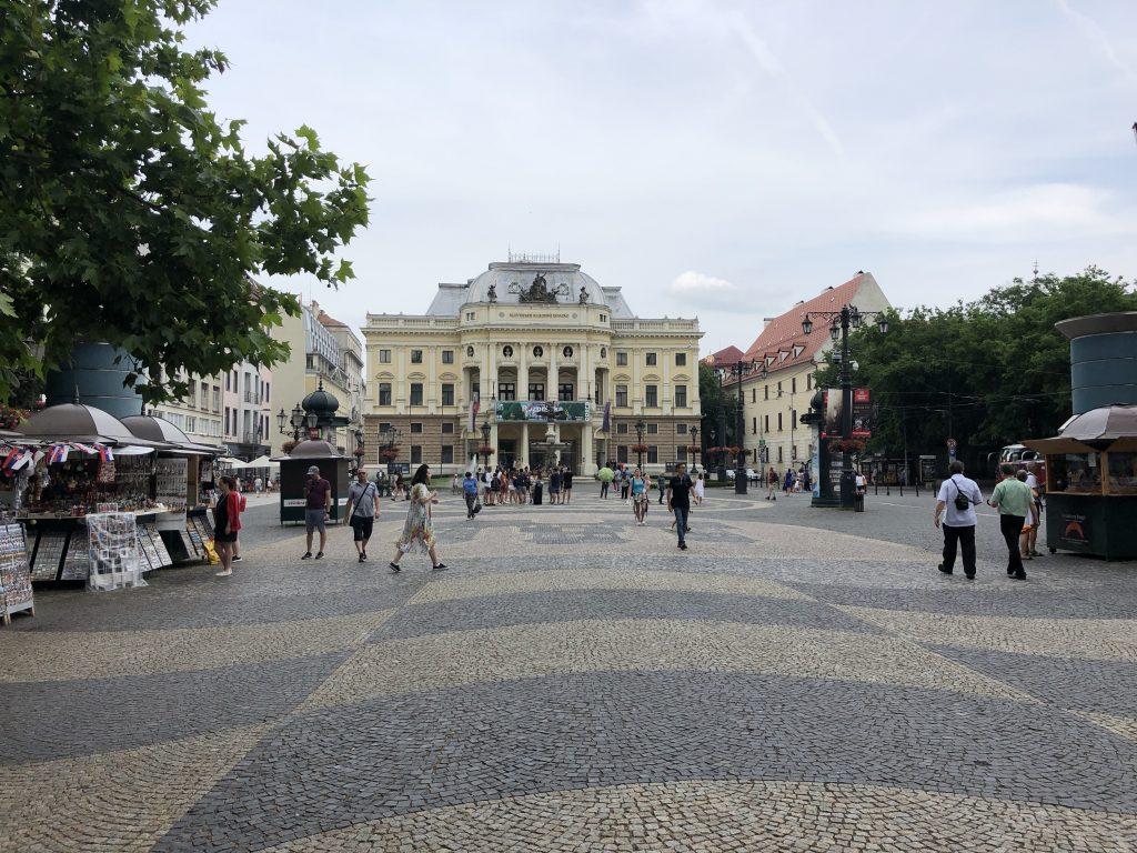 City Guide Bratislava