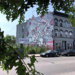 Touren langs street art in Bushwick New York