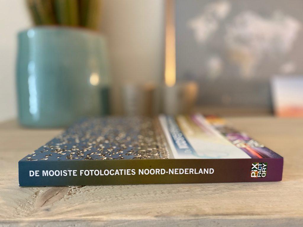 Boekentip // Review van De mooiste fotolocaties Noord Nederland