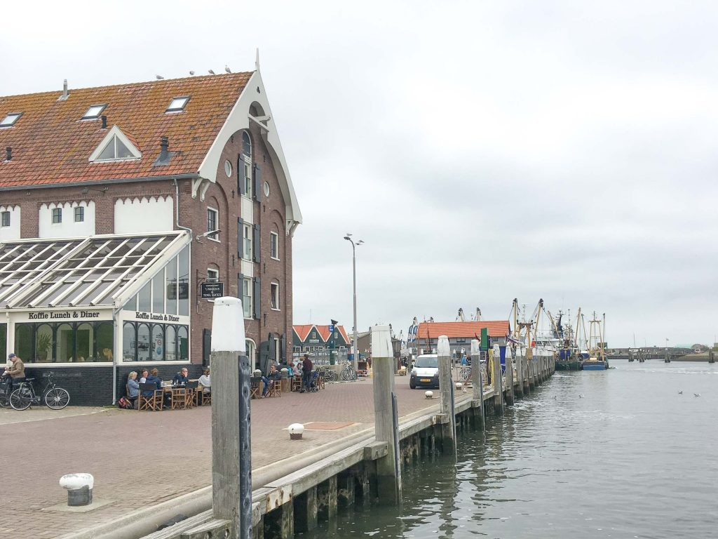 Overnachten Texel