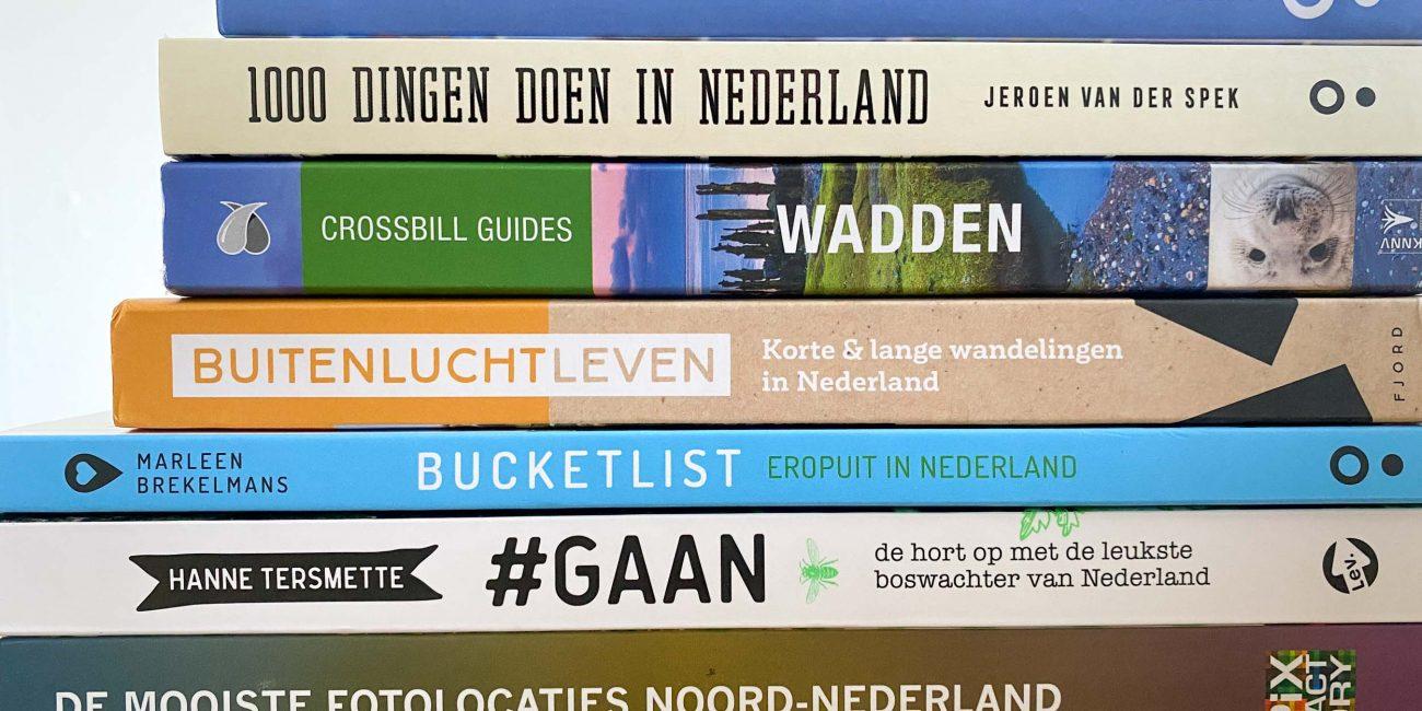 Mooiste reisboeken Nederlander