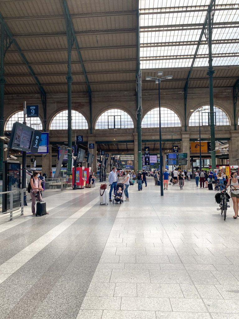 Stedentrip Parijs Thalys